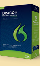 Dragon NaturallySpeaking Legal 12