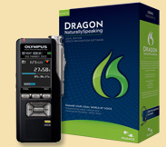 Olympus DS-7000 and Dragon NaturallySpeaking Legal